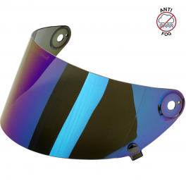 GRINGO S FLAT SHIELD - RAINBOW MIRROR