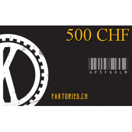 BON CADEAU-500