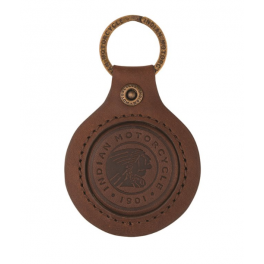 KEYRING LEATHER