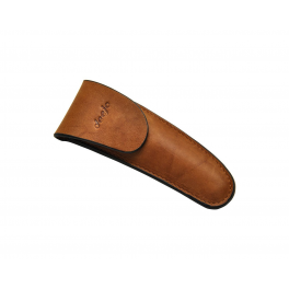 37G BELT LEATHER SHEATH, NATURAL