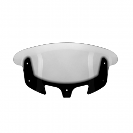 POLYCARBONATE 13.7 IN. FLARE™ WINDSHIELD - TINTED