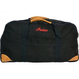 Deluxe Trunk Travel Bag, Black