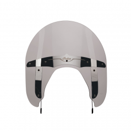 Polycarbonate 16 in. Quick Release Windshield, Tinted